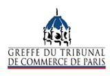 greffe, tribunal, commarce, paris, immatricution, information, creation entreprise
